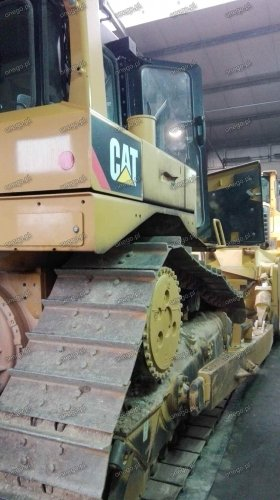 Thumb Caterpillar D6t 3