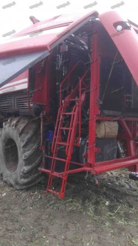 Thumb Grimme Rexor 620 Mercedes Om471 Scr