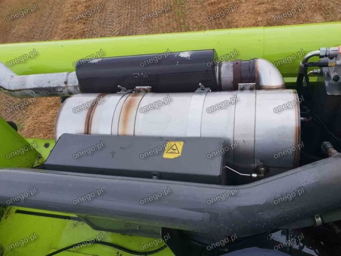 Thumb CLAAS LEXION CATERPILLAR DPF