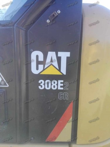 Thumb CAT 308E C3.3 DPF REMOVAL