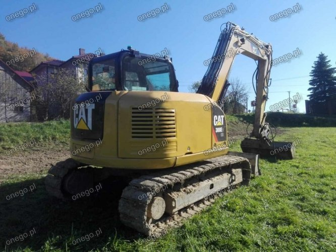 Thumb CAT 308E DPF DELETE